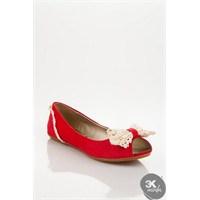 Yazın En Güzel Kırmızı Babetleri