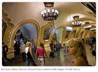 Dünyanın En Harika Metro Mimariler