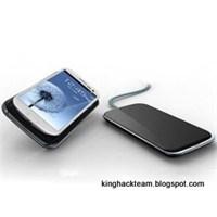 Video-samsung Galaxy S3 Ve Note 2'ye Kablosuz Şarj