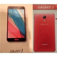 Samsung Galaxy J Ve Kısaca Samsung Galaxy J Özelli