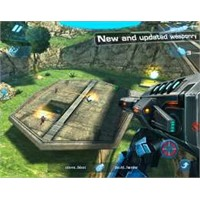 N.O.V.A. 2 İphone İpad İpod Touch Fps Oyunu
