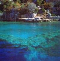 Tatil Yerleri: Üçağız Koyu / Kekova