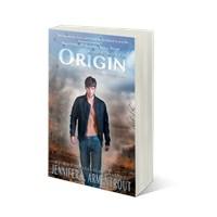 Origin, Lux Series# 4 Cover Reveal [Kapak Tanıtım]
