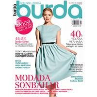 Burda Dergisi Ağustos 2012