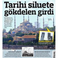 Tarihi Sultanahmet Artık 9 Minareli !