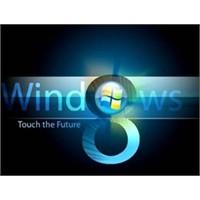 Window8 Görücüye Çıktı