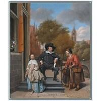 Jan Havickszoon Steen   Hollandalı Ressam