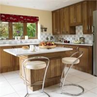İlginç Mutfak Sandalye Ve Masa Modelleri