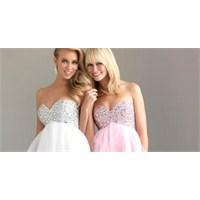 2013 Mini Gece Elbise Modelleri