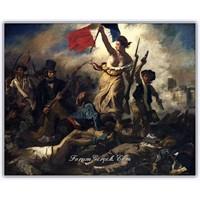 Eugene Delacroix | Fransız Oryantalist Ressam