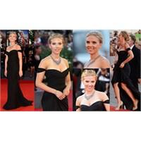 Scarlett Johansson'ın Venedik Stili