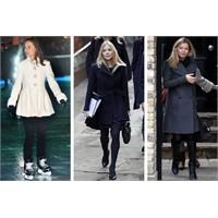 Ünlülerin Palto Tercihleri