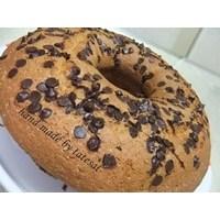 Salepli Damla Çikolatalı Kek