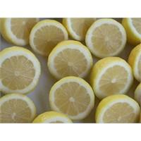 Limonla Doğum Kontrol Yöntemi Mi Nasıl Yani?