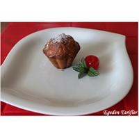 Elmalı Tarçınlı Muffin