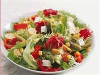 Salata Diyeti İle 1 Ayda 6 Kilo Verin