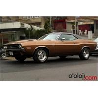 1971 Model Dodge Challenger Kullanıyoruz!