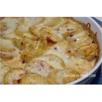 Kremalı Patates 2