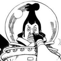 Luffy'nin Tenryuubito'e Attığı Yumruk