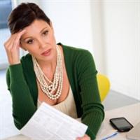Stres Kadınları 10 Yıl İhtiyarlatıyormuş