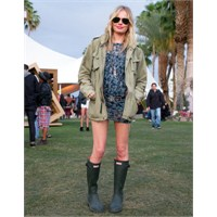 Coachella Müzik Festivali'nde Ünlüler Ne Giydi?