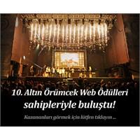 10. Altın Örümcek Web Ödülleri Belli Oldu!