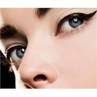 Eyeliner'ı Kalıcı Hale Getirme Yolları