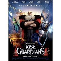 Rise Of The Guardians / Efsane Beşli