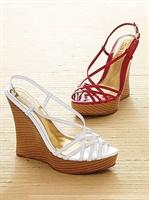 2009 Dolgu Topuk Ayakkabı Modelleri