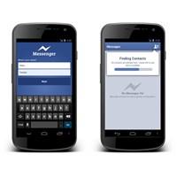 Facebook'tan Whatsapp Benzeri Mesajlasma