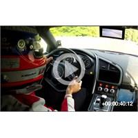Video: Audi R8 E-tron'un Ring Turu!