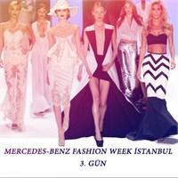 Mercedes-benz Fashion Week İstanbul - 3. Gün
