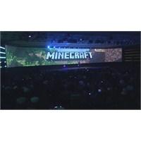 Minecraft Ps4'e Geliyor