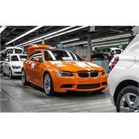 Bmw M3 Coupe'nin Üretimi Sona Erdi!