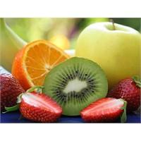 Gıdaların Sırrı Renginde