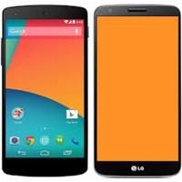 Google Nexus Ve Lg G2 Karşılaştırmasını