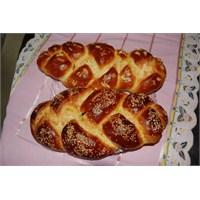 Paskalya Çöreği Yapımı