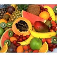 Alerji Yapan Meyve Ve Sebzeler