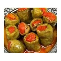 Ahterce Etli Biber Dolma