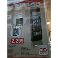 İphone 5s Bim'de