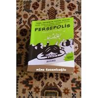 Persepolis – Marjane Satrapi..