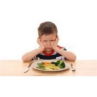 Çocuklarda İştahsızlık Tedavi Edilebilir Mi?
