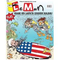 Leman Dergisi Bin Ladin'in Cesedini Buldu