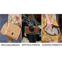 2012 İlkbahar / Yaz Çanta Trendleri