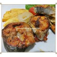 Nursevince Fırında Palamut Balığı Tarifi