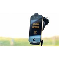 Slow Down App – İphone İle Sürüş Güvenliği