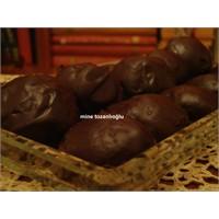 Beni Benden Alan Çikolatalı Kurabiyeler