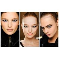 2013 Sonbahar Kış Makyaj Trendleri