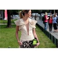 Paris Haute Couture Sonbahar 2013 Sokak Modası