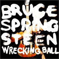 "Albüm : Bruce Springsteen ""Wrecking Ball"""